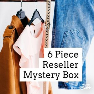 6 Piece Reseller Mystery Box NWT